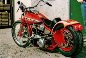 Harley 10 Airbrush regensburg schrötter