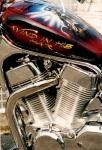 Harley1 rot2 airbrush regensburg