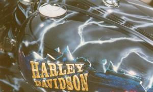 Harley5 airbrush regensburg schrötter